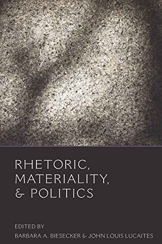 Rhetoric, Materiality, and Politics (Frontiers in Political Communication) (Hardcover)