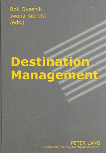 9780820499208: Destination Management