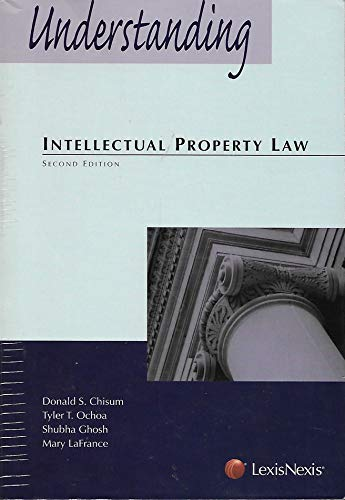 9780820505497: Understanding Intellectual Property Law (Legal Text Series)