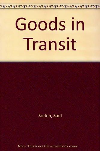 9780820516288: Goods in Transit