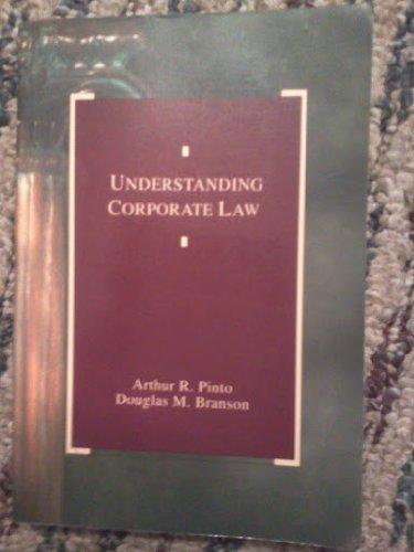 9780820530987: Understanding Corporate Law (Casebook Skills Series)