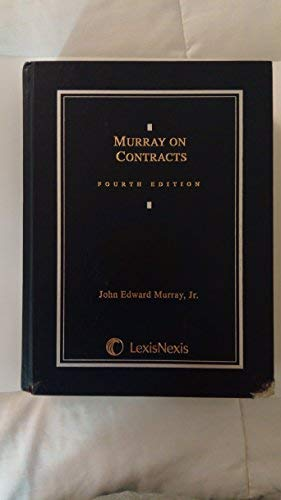 9780820551258: Murray on Contracts