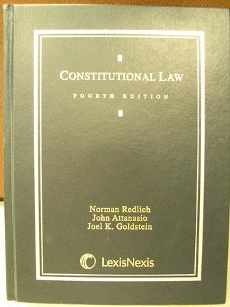 9780820557090: Constitutional Law
