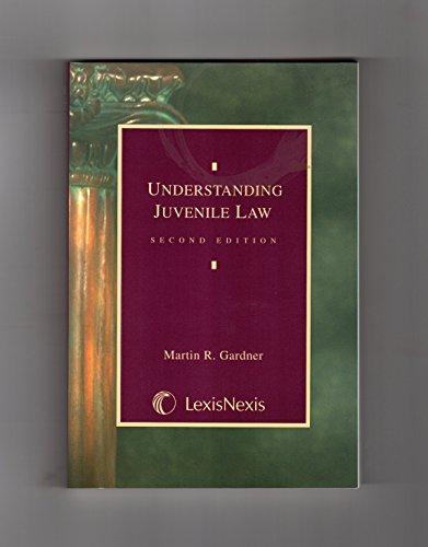 9780820557397: Understanding Juvenile Law (Understanding Series)