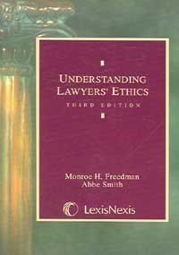 9780820561172: Understanding Lawyers' Ethics