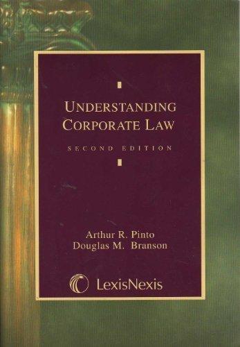 9780820561202: Understanding Corporate Law