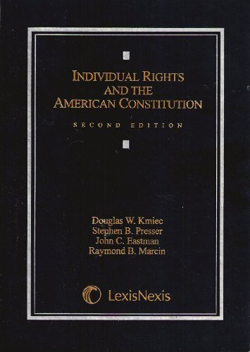 9780820561301: Individual Rights and the American Constitution