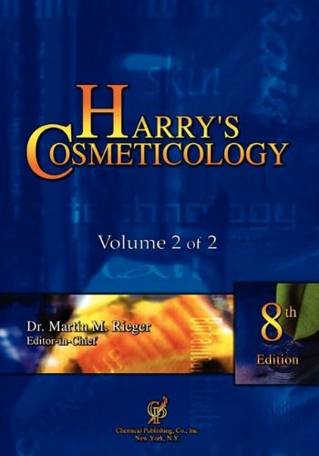 9780820600017: Harry's Cosmeticology 8th Ed. Volume 2