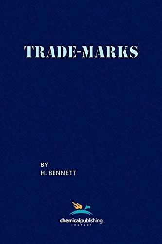 Trade-Marks: H. Bennett