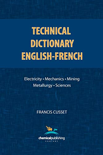 Technical Dictionary: English - French