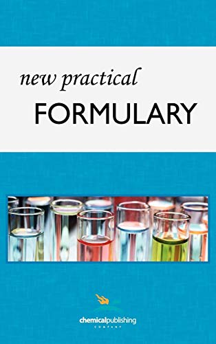 9780820601540: New Practical Formulary
