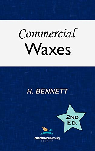 9780820601564: Commercial Waxes, Second Edition