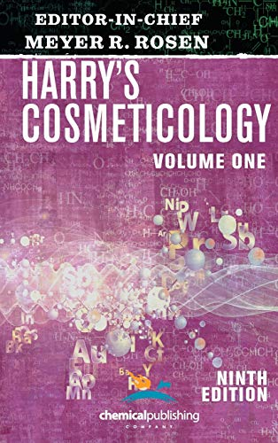 9780820601762: Harry's Cosmeticology 9th Edition Volume 1