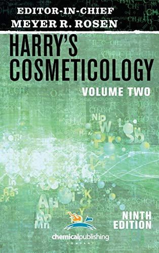 9780820601779: Harry's Cosmeticology 9th Edition Volume 2