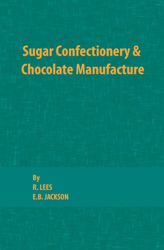 9780820602417: Sugar Confectionery and Chocolate Manufacture