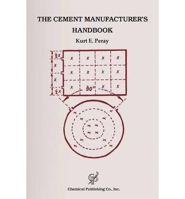 9780820602455: Cement Manufacturer's Handbook