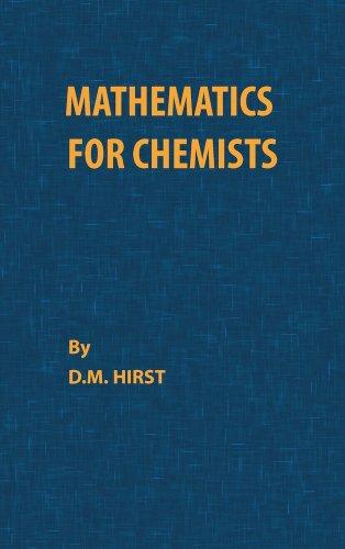 9780820602523: Mathematics for Chemists