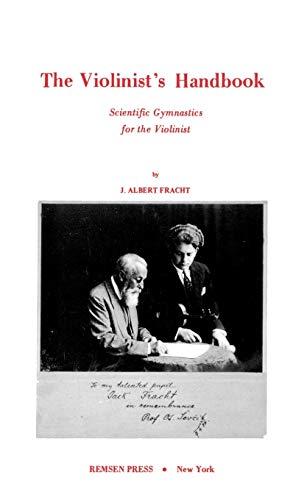 The Violinist's Handbook: Fracht, Albert, Fracht,