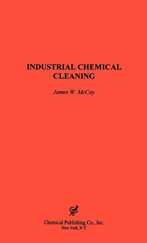 9780820603056: Industrial Chemical Cleaning