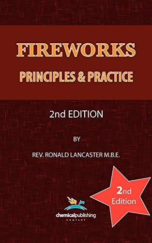 9780820603391: Fireworks, Principles and Practice, 2nd Edition