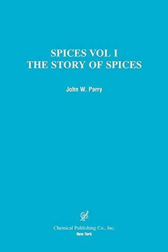 Spices: John W. Parry