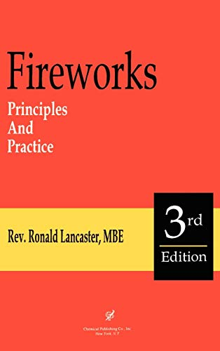 9780820603544: Fireworks, Principles and Practice, 3rd Edition