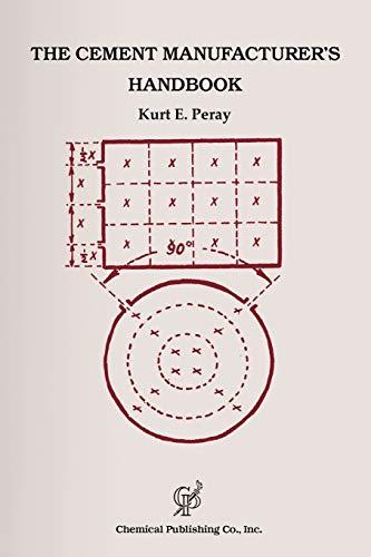 9780820603681: Cement Manufacturer's Handbook