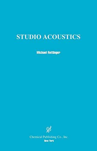 9780820603766: Studio Acoustics