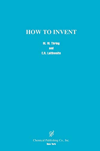 9780820603827: How to Invent