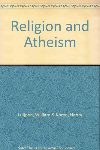 9780820701332: Religion and Atheism