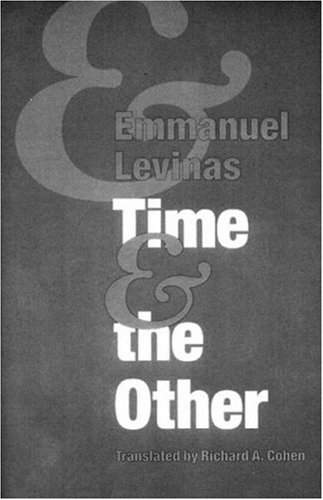 9780820702339: Time and the Other