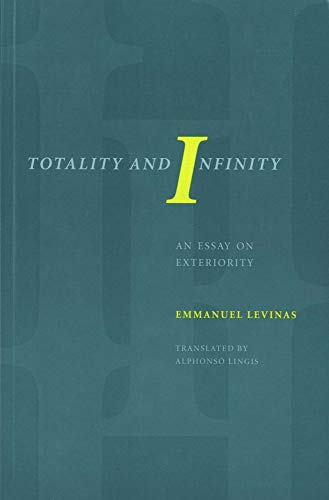 9780820702452: Totality and Infinity: An Essay on Exteriority (Philosophical Series)