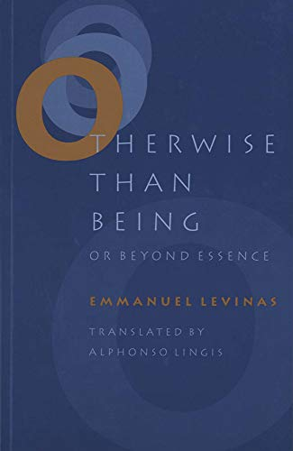 9780820702995: Otherwise Than Being: Or Beyond Essence