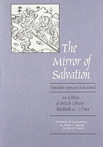 Mirror of Salvation: An Edition of British Library Blockbook G. 11784 (Hardback)