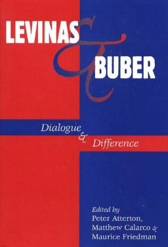 9780820703497: Levinas and Buber: Dialogue and Difference