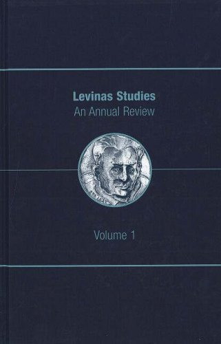 9780820703718: Levinas Studies: An Annual Review, Volume 1