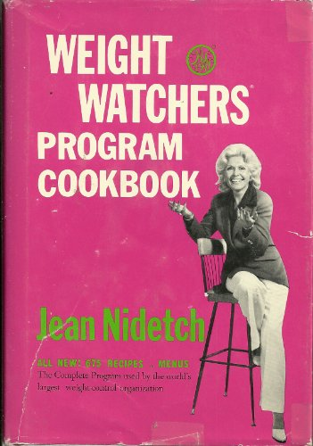 9780820802169: WEIGHT WATCHERS COOK BOOK