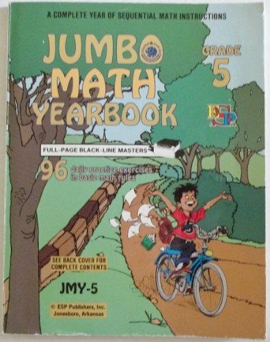 Jumbo Math Yearbook Grade 5 / Blackline Masters (B-Jmy-5): James Vaughn