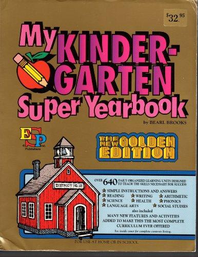 9780820900803: My kindergarten super yearbook