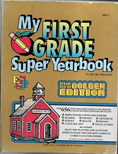 My first grade super yearbook: Brooks, Bearl