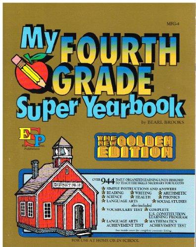 My Fourth Grade Yearbook: Bearl Brooks