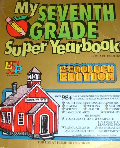 My seventh grade super yearbook: Brooks, Bearl