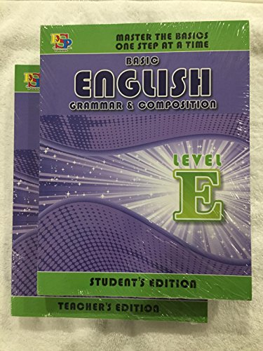 Basic English Grammar and Composition Level E