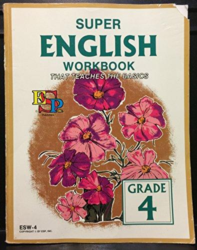 9780820907277: Super English Workbook Grade 4: Teacher's Edition