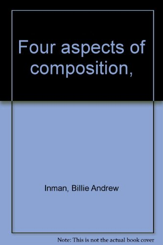 9780821108017: Four Aspects of Composition