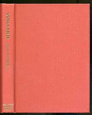 9780821202814: Vuillard. [Hardcover] by Vuillard] John Russell