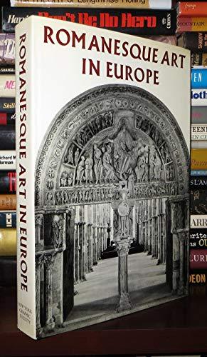 Romanesque Art in Europe: Kunstler, Gustav, Editor