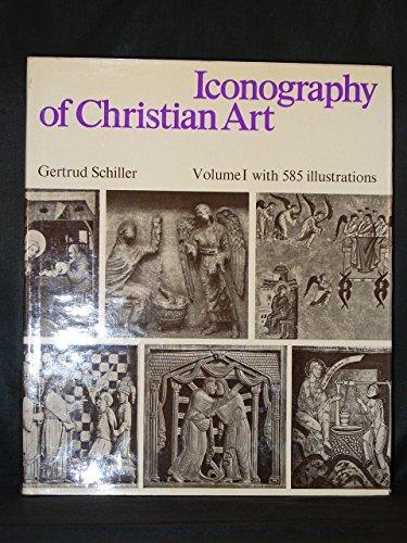 9780821203651: Iconography of Christian art (Volume 1)