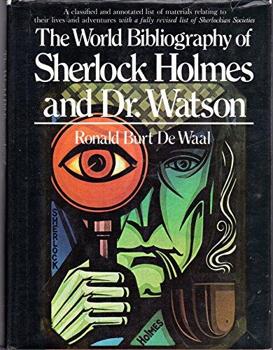 World Bibliography of Sherlock Holmes and Dr.Watson