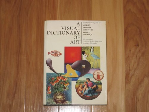 9780821204245: A Visual Dictionary of Art
